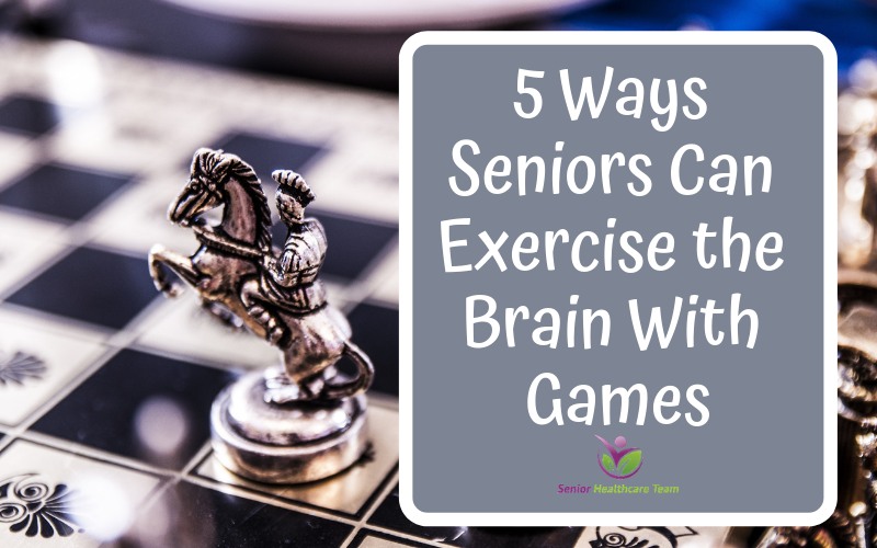 5 Ways Seniors Can Exercise the Brain With Games – Senior